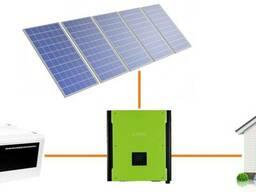 Технико-экономическое обоснование солнечной...