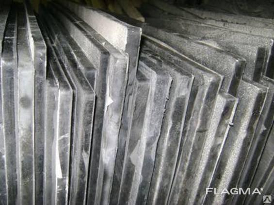 Пластина резиновая 1мм х 1,3м - 60мм