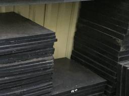 Плиты резиновые ТП-40