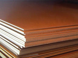 Текстолит 5мм. листовой