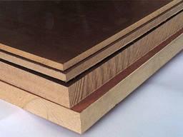 Текстолит листовой марок ПТ и ПТК от 1.0-50.0 мм