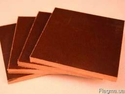 Текстолит листовой 2, 0х1000х1000мм