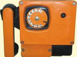Телефон шахтный ТАШ-1319 и его аналоги