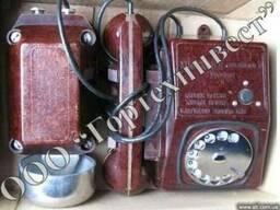 Телефон ТАХ-Б химостойкий