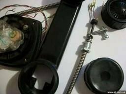 Телефонный шнур бронированный для телефонов ТАШ