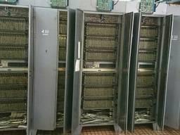 Телефонные станции АТС атск блоки МКС на 100 200 400 600 1000 2000 номеров