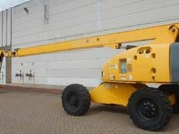 Телескопический подъемник Haulotte H25TPX, 25метров!