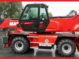 Телескопический Погрузчик Manitou MRT 2145 Easy 400 (Аренда)