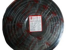 Телевизионный (коаксиальный) кабель RG-6U CCS 1, 02 Cu черный ПВХ