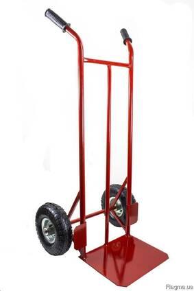 Тележка для склада на пневматических колесах ТС-031П