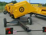 Тележка для транспортировки жаток универсальная ТЖУ - фото 8