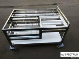 Тележка для упаковочной машины | Тележка для термоформера