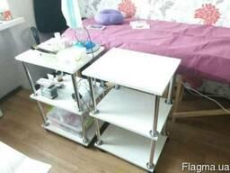 Тележка (этажерка) косметологическая на колесиках
