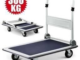 Тележка грузовая платформенная на 250 кг
