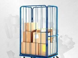 Тележка контейнер