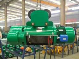 Тельфер компании Weihua CD3. 2T-32M грузоподъемность 3. 2т. ..