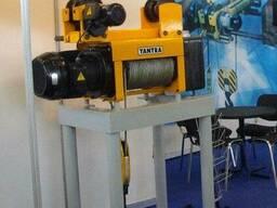 Тельфер «Yantra» 5000 кг, с монорельсовой тележкой, 18м. ..
