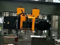 Тельфер «Yantra» 5000 кг, с монорельсовой тележкой, 25м. ..