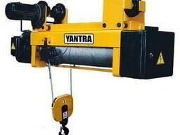 Тельфер «Yantra» 5000 кг, с монорельсовой тележкой, 9м. ..