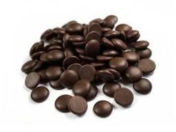 Темный 70% шоколад для шоколадных фигур, конфет