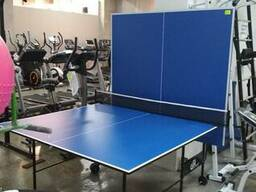 Теннисный стол GSI-Sport Athletic Light Cиний Gk-2 Производи