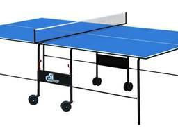 Теннисный стол складной GSI-Sport Athletic Light Gk-2