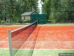 Теннисные стойки, оборудование и инвентарь для большого тенн