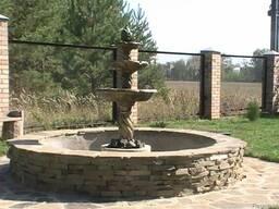 Тент (чехол) для фонтанов, бассейнов
