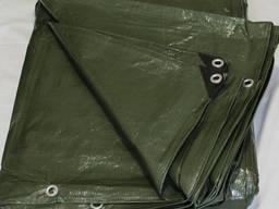 Тент для сена, зена, силоса, Tarpaulin FORTE 130 г/м2