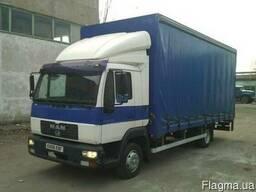 Тент грузовик