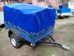 Тент на легковой (грузовой) прицеп