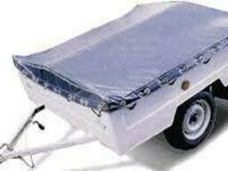 Тент на легковой прицеп МАЗ -8114 Зубрьонок 1. 60м х 1. 50м. ..
