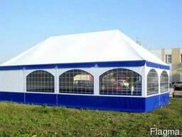Тент ПВХ , летние кафе, шатры, палатки, террасы, веранды