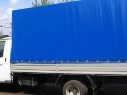 Тент на прицеп. Здвижні штори, криші для грузового транспор