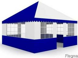 Тентовые шатры, палатки, беседки, навесы изготовление и ремонт