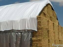 Тенты для зерна и сена