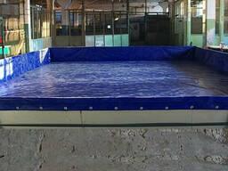 Тенты для укрытия бассейнов