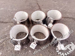 Тэны керамические для брикетного пресса ПБ 350