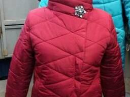 Теплая Модная Зимняя Куртка (50-52-54) , доставка по Украине