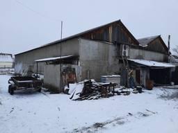 Сдается производственное помещения ( была грибница), можно под склад