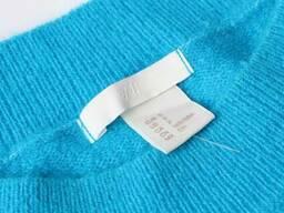 Теплий Блакитний светр (без бірки)