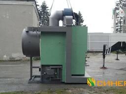 Теплогенератор твердотопливный 2 МВт.