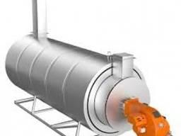 Певод сушилок на альтернативний вид палива