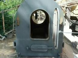 Теплогенератор (твердотопливная горелка) 3МВт