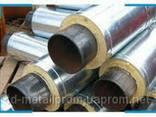 Труба стальная в оцинкованной (Spiro) оболочке 820/1000 - фото 1