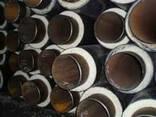 Теплоизолированная труба 820/1000 для наземной прокладки. - фото 2