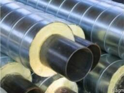 Теплоізольовані труби ДСТУ Б В.2.5-31:2007 ф57/125, 76/140