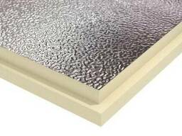 Теплоизоляционные плиты PIR с 2х покрытием, 50 мм