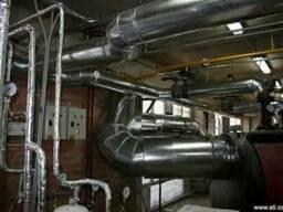 Теплоизоляция трубопроводов, утепление труб в Одессе