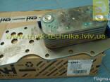 Теплообменник, масляный радиатор Iveco - фото 1